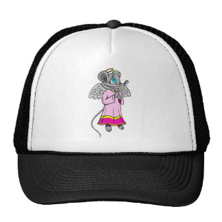 Mouse Angel Hats