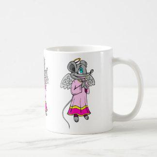 Mouse Angel Coffee Mug
