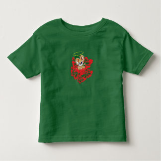 Mouse Angel Toddler T-Shirt