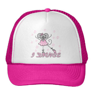 Mouse Ballet Tshirts and Gifts Cap