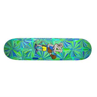 Mouse Boxer Custom Skate Board