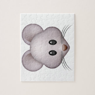 Mouse - Emoji Jigsaw Puzzle