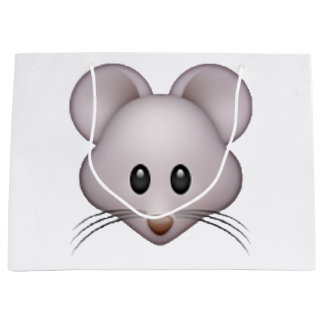 Mouse - Emoji Large Gift Bag