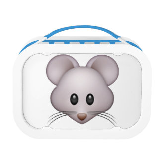 Mouse - Emoji Lunch Box
