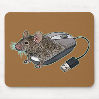 Mouse from Zazzle Mouse Pad