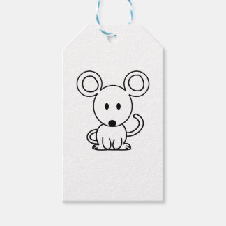 Mouse Gift Tags
