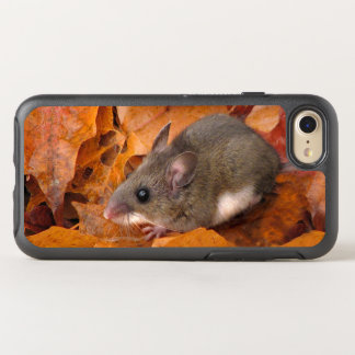 Mouse in Autumn Foliage OtterBox iPhone 8/7 Case