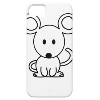 Mouse iPhone 5 Case