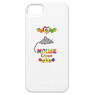 Mouse Lover iPhone 5 Covers
