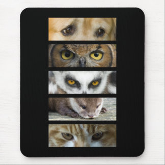 Mouse Mat - Animals Eyes