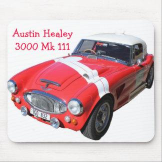Mouse Mat Austin+Healey+3000+Mk+111