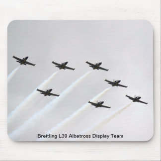 Mouse Mat - Breitling L39 Albatross Display Team