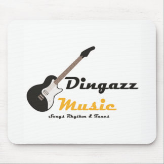 Mouse Mat - Dingazz Music