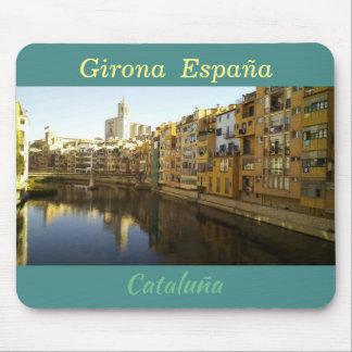 "mouse mat ""Girona"" Spain, Spain"
