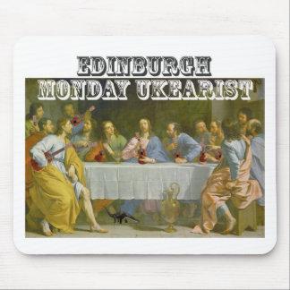 Mouse mat - Monday Ukearist