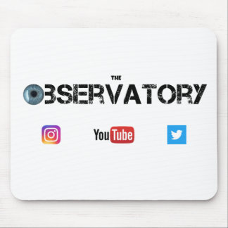 Mouse Mat - The Observatory