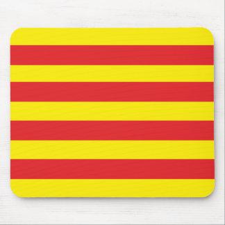 "Mouse mat with Catalan flag ""Serenya """