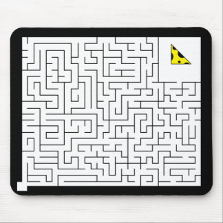 Mouse Maze Mouse Pad