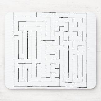 mouse maze pad mouse mat