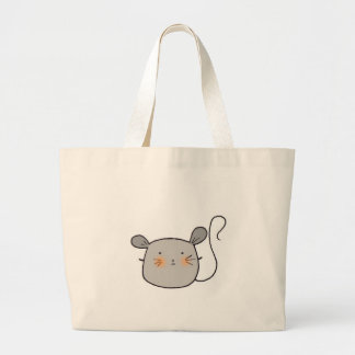 mouse mouse large tote bag
