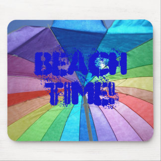 Mouse Pad Beach Time!