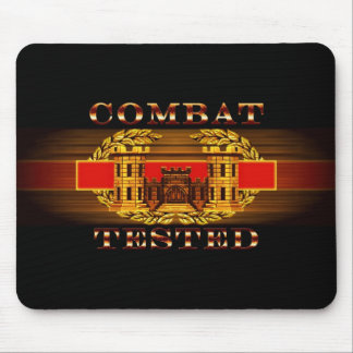 Mouse Pad COMBAT TESTED