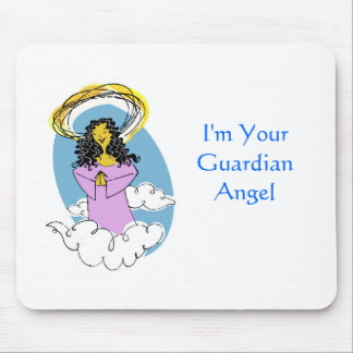 Mouse Pad - Guardian Angel