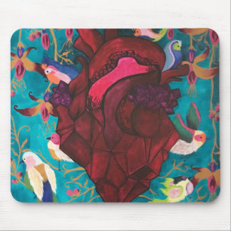 MOUSE PAD HEART