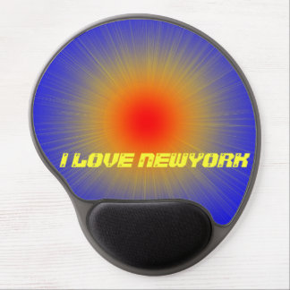 mouse pad i love newyork by Highsaltire Gel Mouse Pad