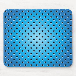 Mouse pad metal grid