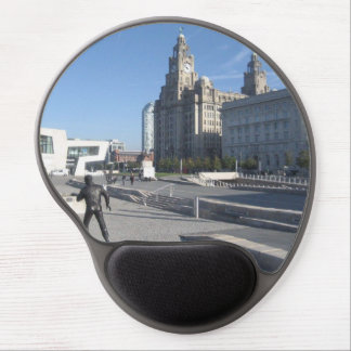 Mouse Pad / Mouse Mat (gel) With Liverpool Scene