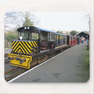 Mouse Pad/Mouse Mat With Diesel Locomotive Mouse Pad
