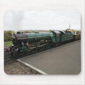 Mouse Pad / Mouse Mat With Steam Train Picture