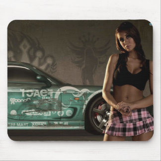 Mouse Pad Need For Speed