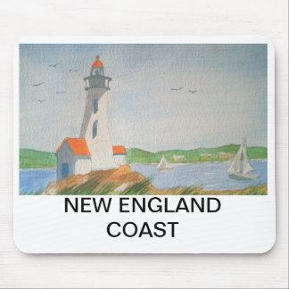 MOUSE PAD - NEW ENGLAND COAST