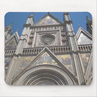 Mouse Pad, Orvieto Cathedral Mouse Pad