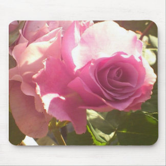 Mouse Pad -rose bud