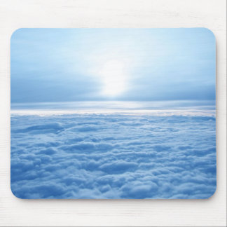 Mouse pad Sky Clouds Relaxing