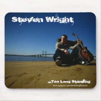 Mouse pad-  Steven Wright Mouse Pad