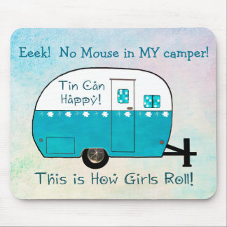 MOUSE PAD | Vintage Camper