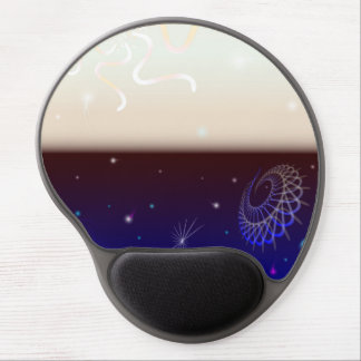 Mouse Pad with Space Abstraction