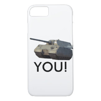 Mouse tank! Limited edition iPhone 8/7 Case