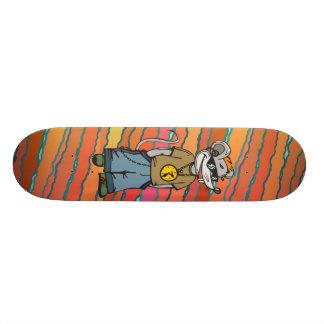 Mouse Teenager 18.1 Cm Old School Skateboard Deck