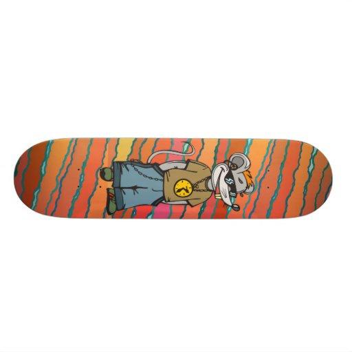 Mouse Teenager Skateboard Deck