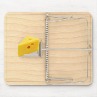 Mouse Trap Mouse Pad
