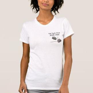 mouse, Vet Tech Club2008-2009 - Customized T-Shirt