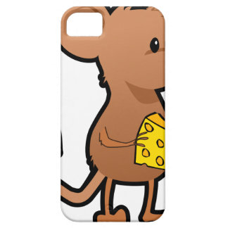 Mouse with Cheese iPhone 5 Cover