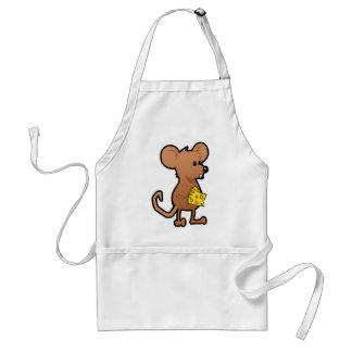 Mouse with Cheese Standard Apron