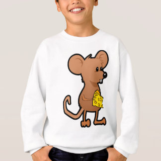 Mouse with Cheese Sweatshirt