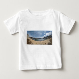 Mousehole Harbour Baby T-Shirt